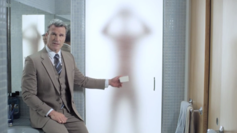 Head to toe - and everything in between: Neutrogena urges men to ditch the one-soap habit
